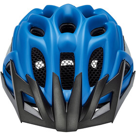 KED Status Helmet Kids, niebieski/czarny